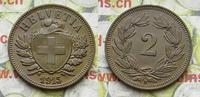 2 Rappen 1915 Schweiz  -unz