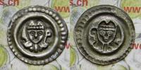 Brakteat 1248-1274 Deutschland KONSTANZ, B...