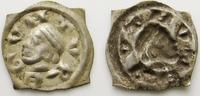 Pfenning 1270-1298 Schweiz Zürich, vierzip...