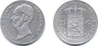 2½  Gulden 1846 Willem II  s+