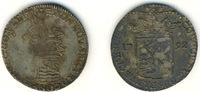 Zilveren dukaat 1792 Zealand  Very fine