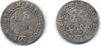 3 Kreuzer 1625 Austria  Very fine