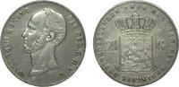 2½ Gulden 1848 Willem II of rijksdaalder V...