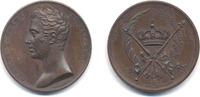 1824  Karel X ingehuldigd Almost vz