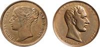 1860  Victoria and Albert. Very fine