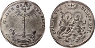 medaille 1750  Religieuze Very fine +