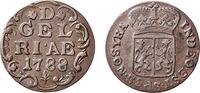 Duit 1788 Guelders Gelderland Very fine +