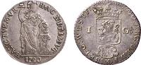 1 Gulden 1790 Dutch East Indies  Very fine +