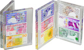 2001 Netherlands Set Guldenbiljetten De N...