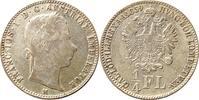 1/4 Florin 1859 M Österreich .1/4 Florin 1...
