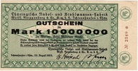 10 Millionen 1923 Deutschland 10 Millionen...