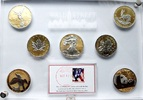 Sammlung 2011 China Wall Street Silber Col...