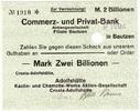 2 Billionen 1923 Deutschland 2 Billionen 1...