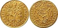 1/4 Dukat 1714 Salzburg .1/4 Dukat 1714 Sa...