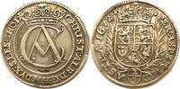 2/3 Taler 1672 Schleswig-Holstein 2/3 Tale...