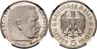 5 Mark 1935 Kaiserreich 5 Reichsmark 1935 ...