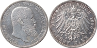 5 Mark 1898 Württemberg . 5 Mark 1898 Würt...