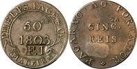 50 Reis 1803 Madeira 50 Reis- Token 1803 P...