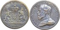Medaille 1914 Bayern Schraubtaler 1914/16 ...