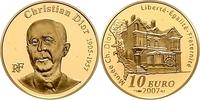 10 Euro 2007 Frankreich . 10 Euro 2007 Chr...