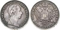 1 Lira 1823 Italien 1 Lira 1823 Lombardei ...