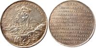 Medaille 1686 Habsburg Medaille 1686 auf d...
