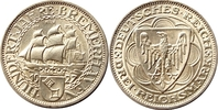 3 Reichsmark 1927 Kaiserreich 3 Reichsmark...