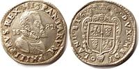 Scudo 1582 Italien . Scudo 1582, Philipp I...