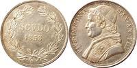Scudo 1853 Vatikan Scudo 1853, Rom vorzüglich