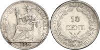 10 cent 1884 Cochinchina 10 Cents 1884  --...