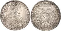1 Taler 1707 Habsburg Taler 1707, Prag -- ...