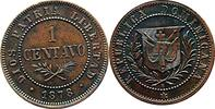 1 centavo 1878 Dominikanische Republik 1 c...