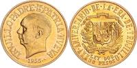 30 Pesos 1955 Dominikanische Republik 30 P...