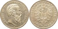 5 Mark 1888 Hessen . 5 Mark 1888 Hessen se...