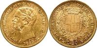 20 Lire 1853 Italien 20 Lire 1853 Italien ...