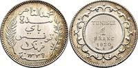 1 Franc 1920 Tunesien 1 Franc 1920 A, Pari...