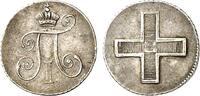 Silberjeton 1797 Russland . unsigniert, au...