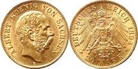 20 Mark 1894 Sachsen Sachsen Albert 1873-1...