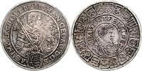 1 Taler 1612 Sachsen Joh. Georg I. und Aug...