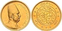 100 Piaster 1922 Ägypten  vorzüglich - ste...