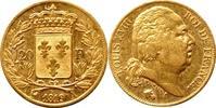 20 Franc 1819 Frankreich 1819 Frankreich -...