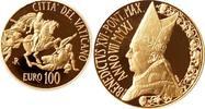 100 Euro 2011 Vatikan im Originaletui und ...