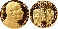 50 Euro 2006 Vatikan im Originaletui und Z...