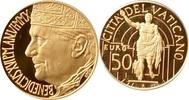 50 Euro 2010 Vatikan im Originaletui und Z...