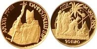 20 Euro 2003 Vatikan im Originaletui und Z...