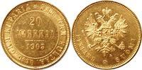 20 Markka 1903 Finnland 20 Markka 1903 Fin...