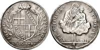 Scudo 1797 Italien Scudo (10 Paoli) 1797 s...