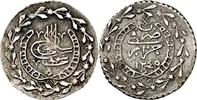 1/6 Budju 1829 Algerien 1/6 Budju (4 Muzun...