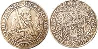 1 Taler 1664 Sachsen 1 Erbländischer Taler...