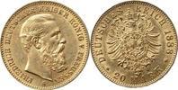 20 Mark 1888 Preussen 20 Mark 1888 Preusse...